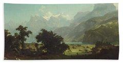 Lake Lucerne Beach Sheet