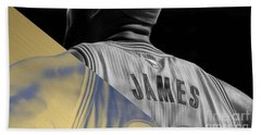 Lebron James Collection Beach Towel
