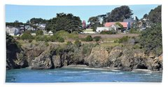 Mendocino Beach Sheet