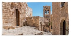 Monemvasia - Greece Beach Towel