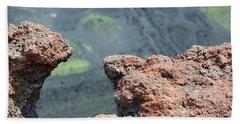 Mount Etna Beach Sheet