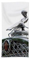 Packard Hood Ornament Beach Sheet