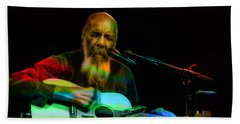 Richie Havens Collection Beach Towel