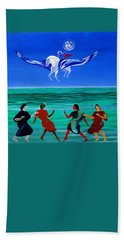 Sons Of The Sun Beach Sheet