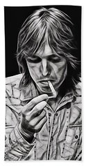 Tom Petty Collection Beach Towel