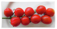 Tomatoes Beach Towel