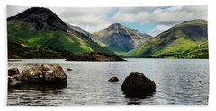 Wastwater Lake District Beach Sheet
