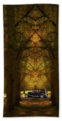 Beach Towel featuring the photograph 4390 by Peter Holme III