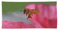 Honeybee Beach Towel