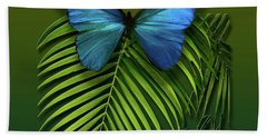 Beach Towel featuring the photograph 4426 by Peter Holme III