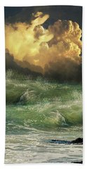 Beach Sheet featuring the photograph 4449 by Peter Holme III