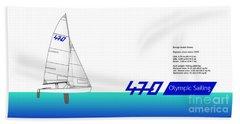 470 Olympic Sailing Beach Sheet