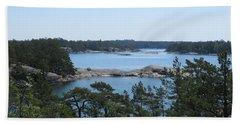 In Stendorren Nature Reserve Beach Towel