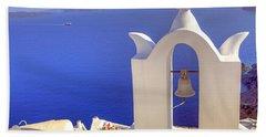 Oia - Santorini Beach Towel
