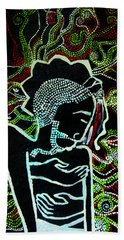 Pieta Beach Towel