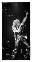 Ronnie James Dio Beach Towel