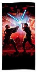 Star Wars Episode IIi - Revenge Of The Sith 2005 Beach Towel