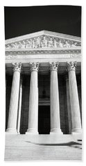 Supreme Court Of The United States Of America Beach Towel