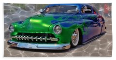 '50 Mercury Beach Sheet
