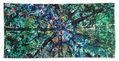 51-offspring While I Was On The Path To Perfection 51 Beach Towel