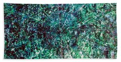52-offspring While I Was On The Path To Perfection 52 Beach Towel