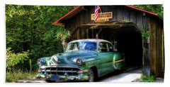 54 Chevy Beach Sheet