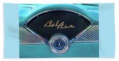 55 Chevy Dash Beach Sheet
