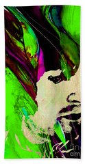 Eric Clapton Collection Beach Towel