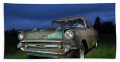 57' Chevrolet Beach Sheet