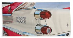 59 Dodge Royal Lancer Beach Towel