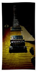 59 Reissue Guitar Spotlight Series Beach Towel