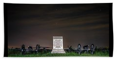5th Massachusetts Battery Beach Towel by Rob Sellers