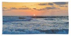 6/26 Obx Sunrise Beach Towel