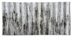 Corrugated Metal Beach Towel