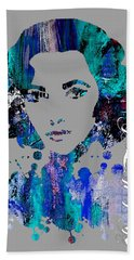 Elizabeth Taylor Collection Beach Towel