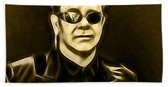 Elton John Collection Beach Towel