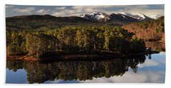 Glen Affric Beach Towel