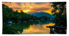 Lake Lure Beach Sheet