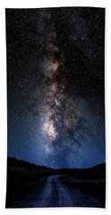 Milky Way Beach Sheet