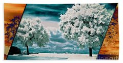 Nature Collection Beach Towel by Marvin Blaine