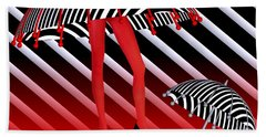 Opart -b- Beach Towel