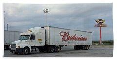 Route 66 - Dixie Truckers Home Beach Sheet
