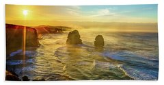 Twelve Apostles Victoria Beach Towel