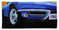 66 Corvette - Blue Beach Sheet