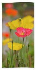 Flower Beach Sheet