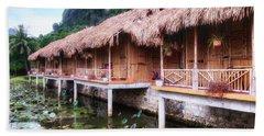 Ninh Binh - Vietnam Beach Towel