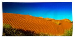 Sand Dune Beach Towel