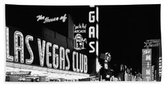 The Las Vegas Strip Beach Sheet