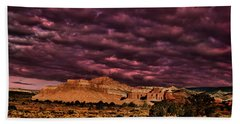 Capitol Reef National Park Beach Towel