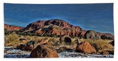 Capitol Reef National Park Beach Sheet